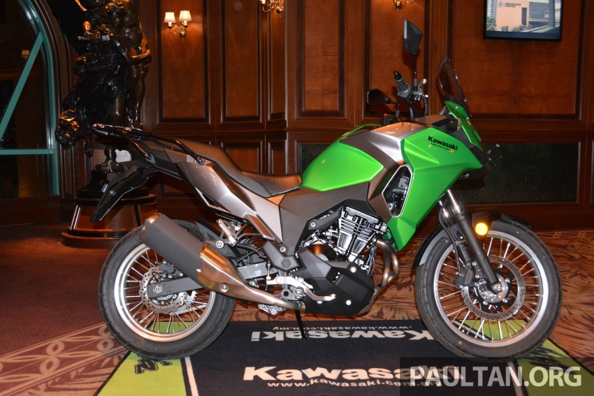 2017 Kawasaki Z900, Ninja 650, Z650 and Versys-X 250 launched in Malaysia – prices start from below RM25k Image #607818