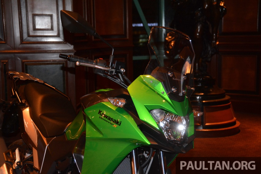 2017 Kawasaki Z900, Ninja 650, Z650 and Versys-X 250 launched in Malaysia – prices start from below RM25k Image #607820