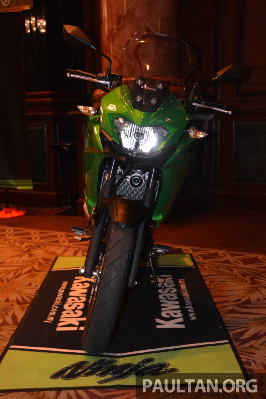 2017 Kawasaki Z900, Ninja 650, Z650 and Versys-X 250 launched in Malaysia – prices start from below RM25k Image #607821