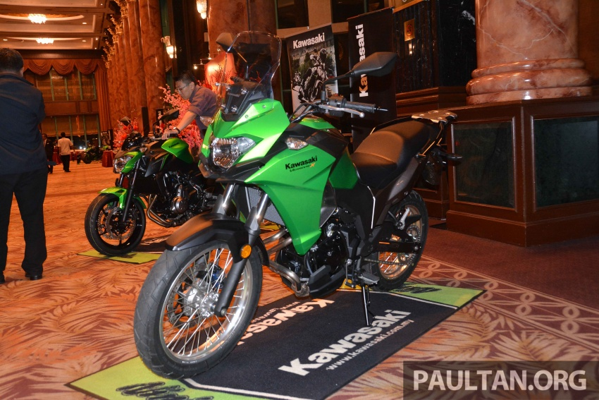2017 Kawasaki Z900, Ninja 650, Z650 and Versys-X 250 launched in Malaysia – prices start from below RM25k Image #607822