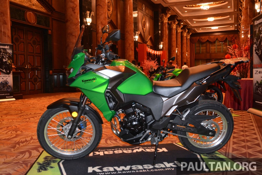 2017 Kawasaki Z900, Ninja 650, Z650 and Versys-X 250 launched in Malaysia – prices start from below RM25k Image #607813