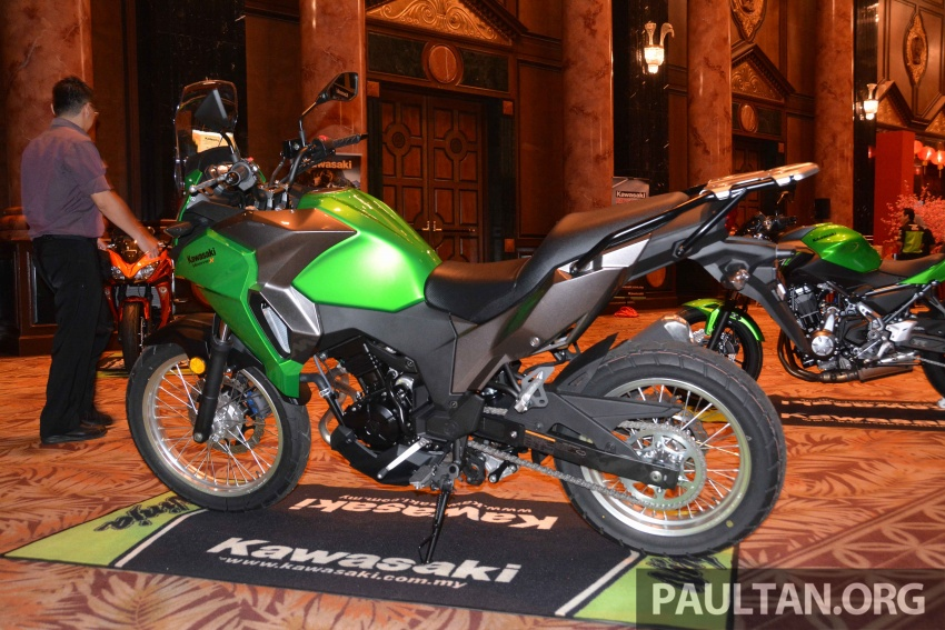 2017 Kawasaki Z900, Ninja 650, Z650 and Versys-X 250 launched in Malaysia – prices start from below RM25k Image #607814
