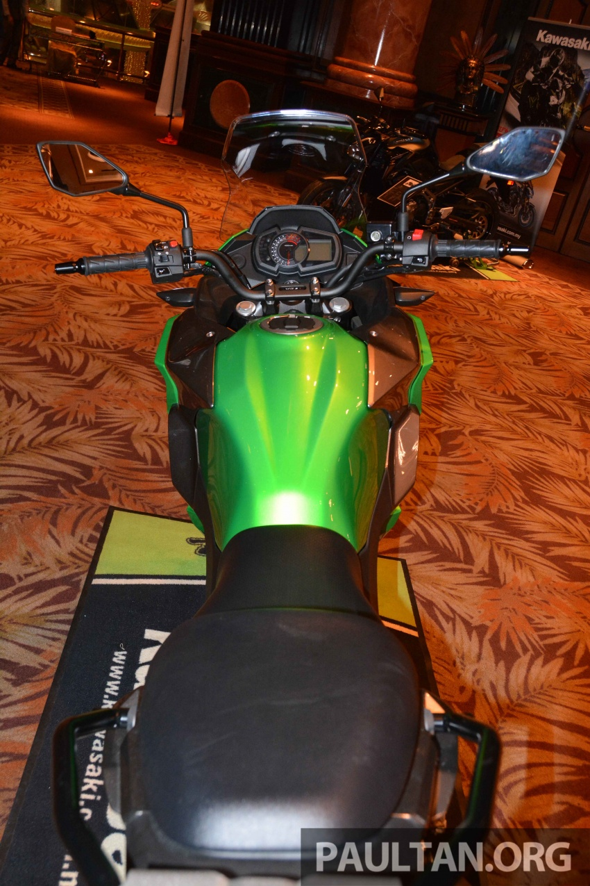 2017 Kawasaki Z900, Ninja 650, Z650 and Versys-X 250 launched in Malaysia – prices start from below RM25k Image #607817