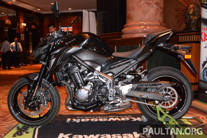 2017 Kawasaki Z900, Ninja 650, Z650 and Versys-X 250 launched in Malaysia – prices start from below RM25k Image #607784