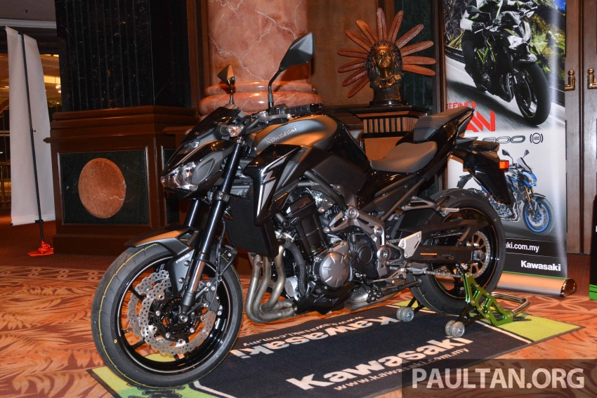 2017 Kawasaki Z900, Ninja 650, Z650 and Versys-X 250 launched in Malaysia – prices start from below RM25k Image #607785