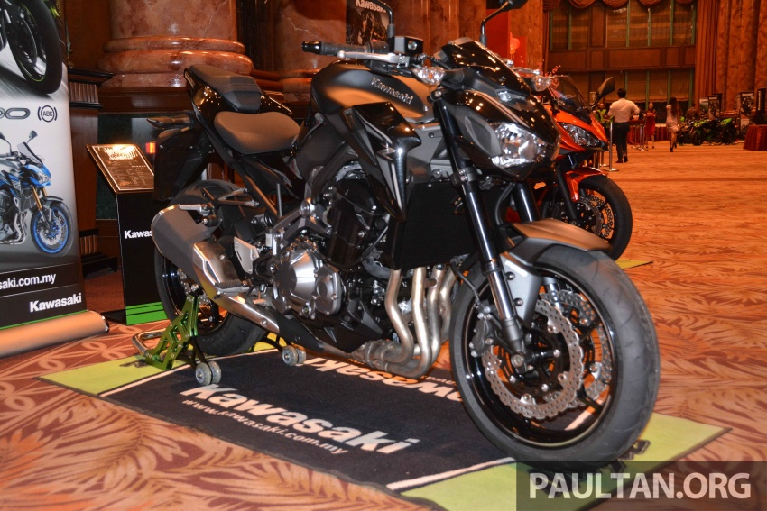 2017 Kawasaki Z900, Ninja 650, Z650 and Versys-X 250 launched in Malaysia – prices start from below RM25k Image #607786