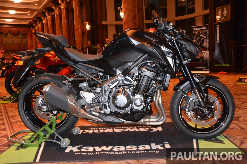 2017 Kawasaki Z900, Ninja 650, Z650 and Versys-X 250 launched in Malaysia – prices start from below RM25k Image #607787