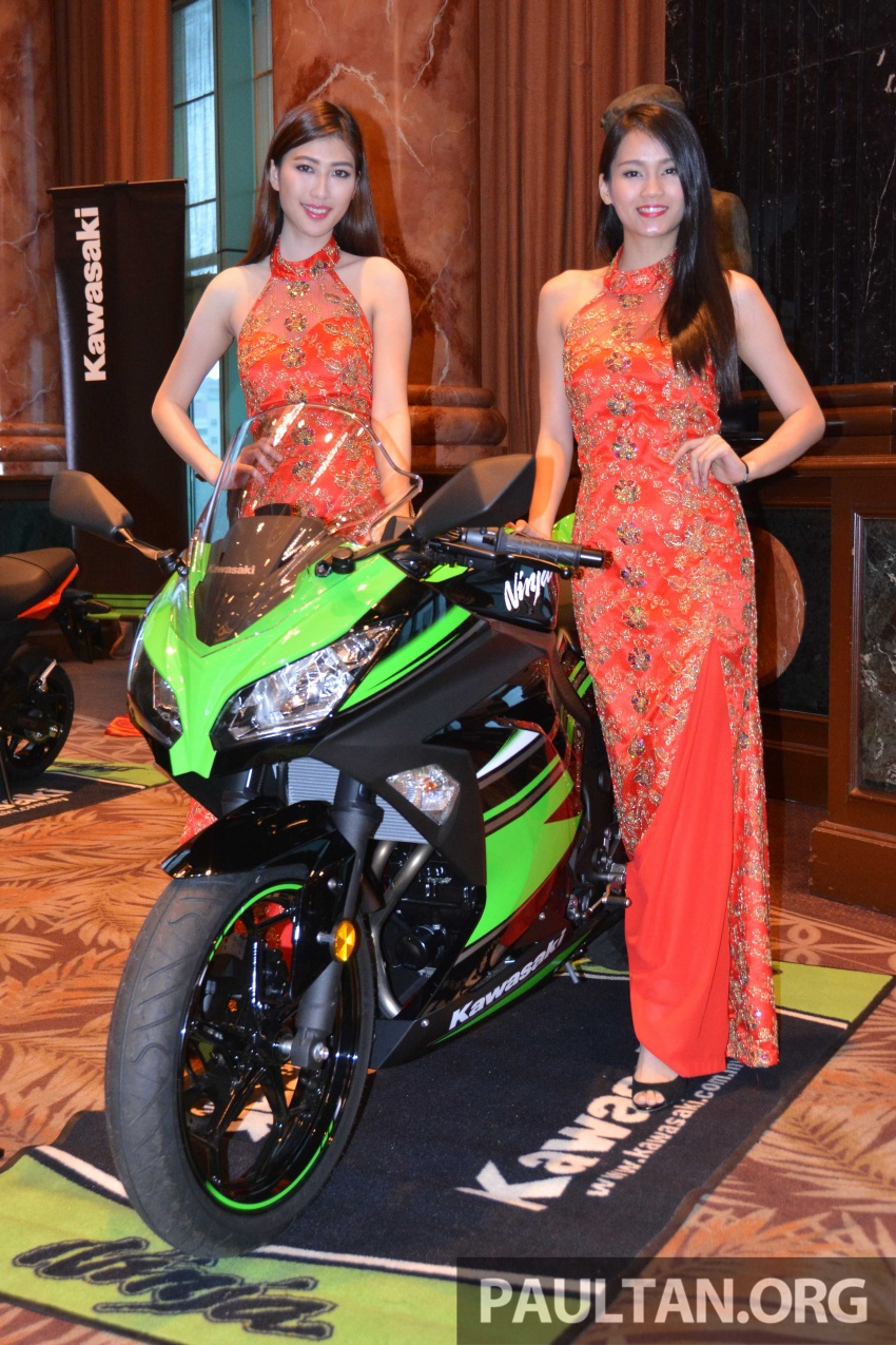 2017 Kawasaki Z900, Ninja 650, Z650 and Versys-X 250 launched in Malaysia – prices start from below RM25k Image #607772