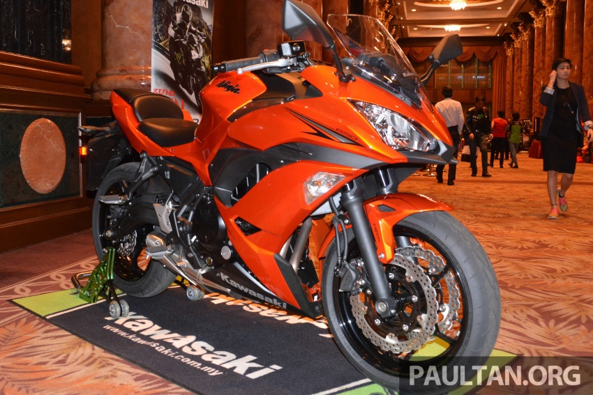 2017 Kawasaki Z900, Ninja 650, Z650 and Versys-X 250 launched in Malaysia – prices start from below RM25k Image #607798