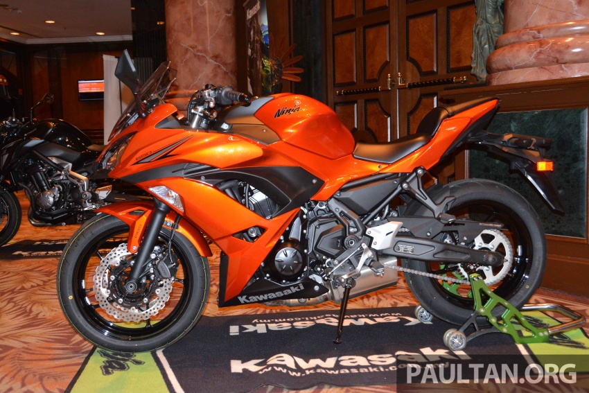 2017 Kawasaki Z900, Ninja 650, Z650 and Versys-X 250 launched in Malaysia – prices start from below RM25k Image #607801