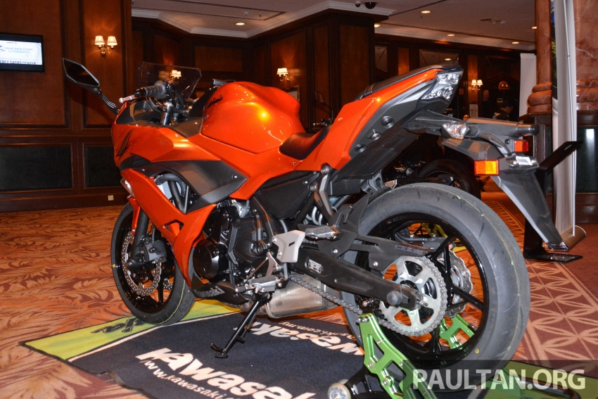2017 Kawasaki Z900, Ninja 650, Z650 and Versys-X 250 launched in Malaysia – prices start from below RM25k Image #607794