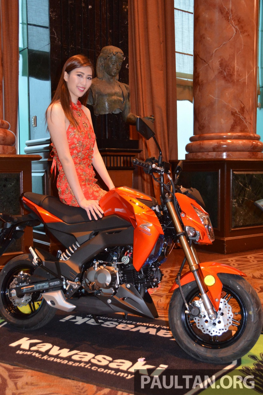 2017 Kawasaki Z900, Ninja 650, Z650 and Versys-X 250 launched in Malaysia – prices start from below RM25k Image #607773