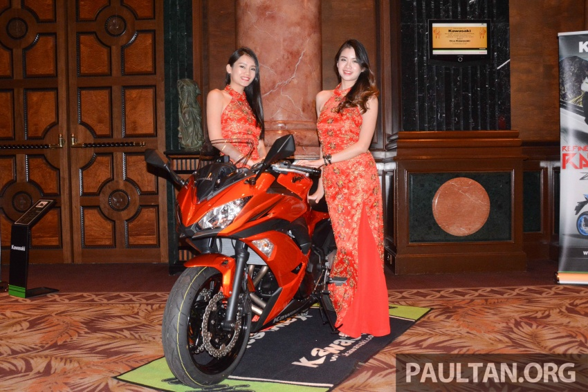 2017 Kawasaki Z900, Ninja 650, Z650 and Versys-X 250 launched in Malaysia – prices start from below RM25k Image #607797
