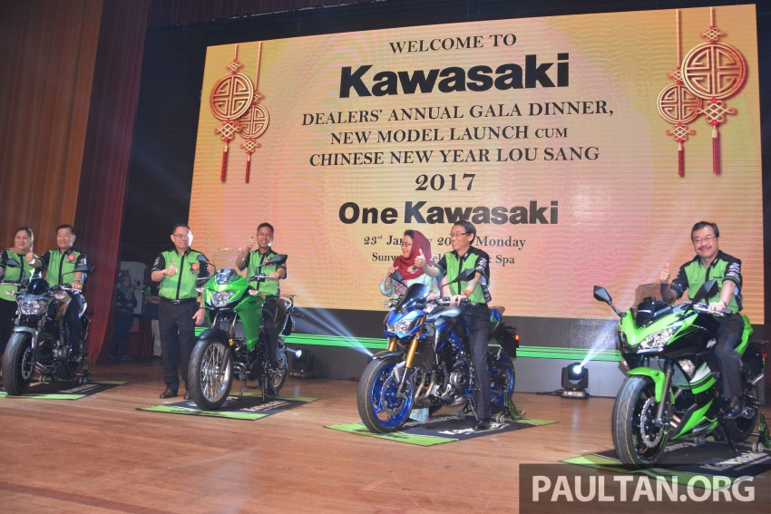 2017 Kawasaki Z900, Ninja 650, Z650 and Versys-X 250 launched in Malaysia – prices start from below RM25k Image #607774