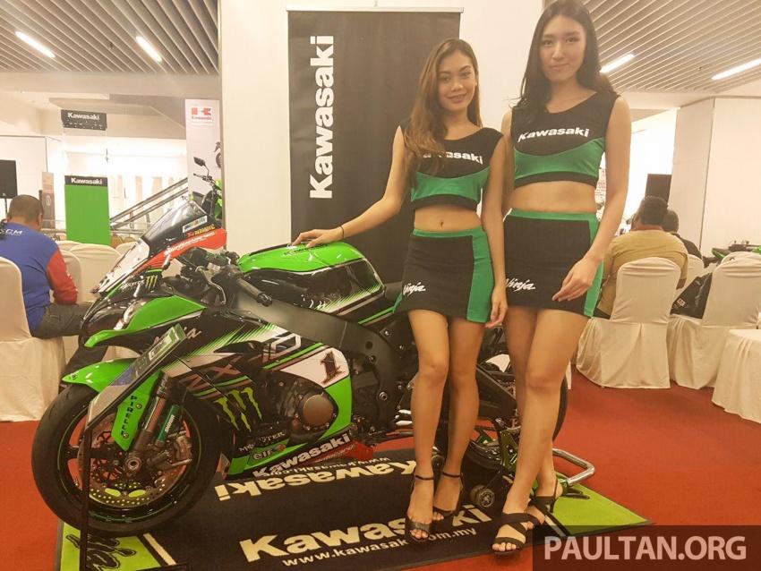 Kelantan man wins Kawasaki H2 hyperbike lucky draw Image #606445
