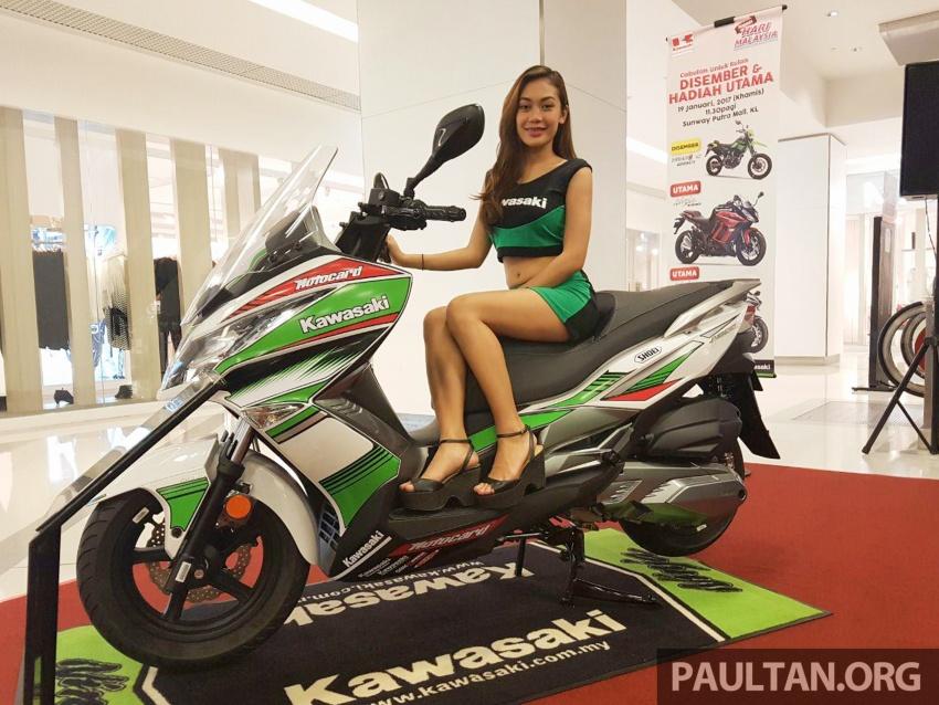 Kelantan man wins Kawasaki H2 hyperbike lucky draw Image #606451