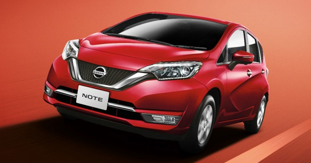 Nissan Note eco car launched in Thailand, from RM71k