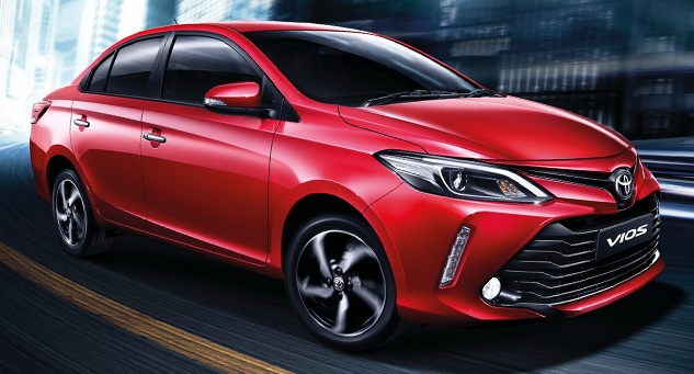 2017 Toyota Vios facelift officially launched in Thailand Image #607364