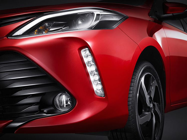 2017 Toyota Vios facelift officially launched in Thailand Image #607368