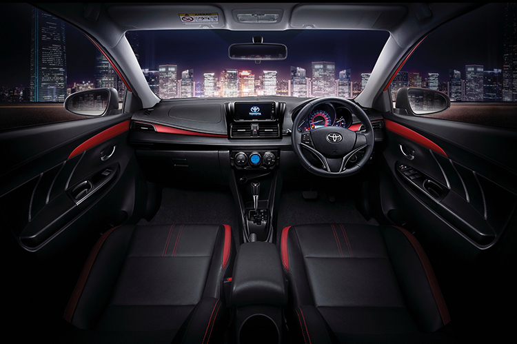2017 Toyota Vios facelift officially launched in Thailand Image #607372