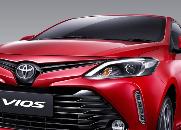 2017 Toyota Vios facelift officially launched in Thailand Image #607569