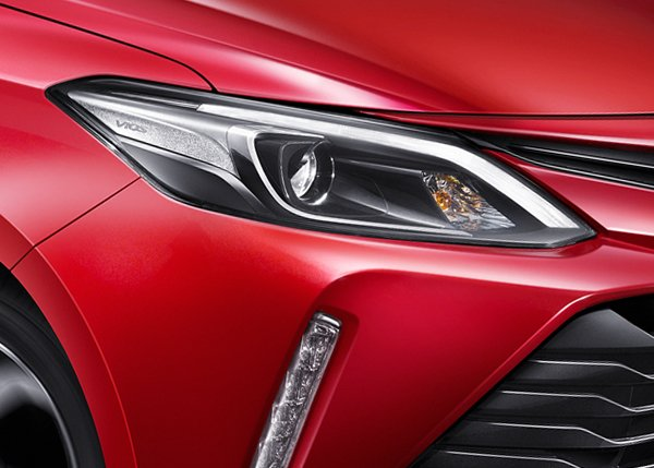 2017 Toyota Vios facelift officially launched in Thailand Image #607570