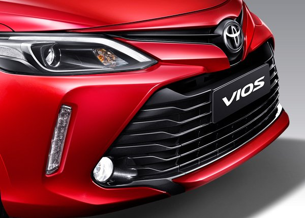2017 Toyota Vios facelift officially launched in Thailand Image #607571
