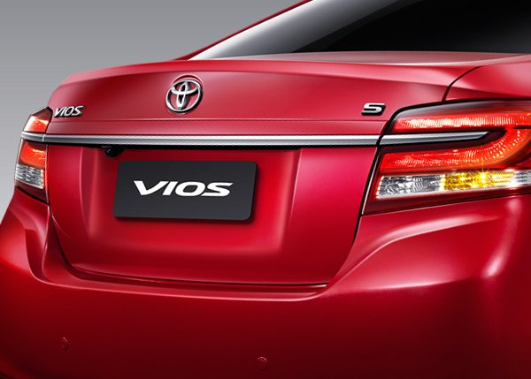 2017 Toyota Vios facelift officially launched in Thailand Image #607572