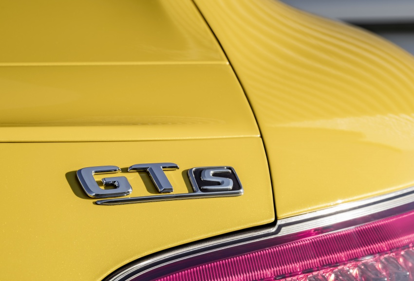 Mercedes-AMG GT C Coupe debuts in Detroit – AMG GT and GT S get styling and tech updates for 2017 Image #601105