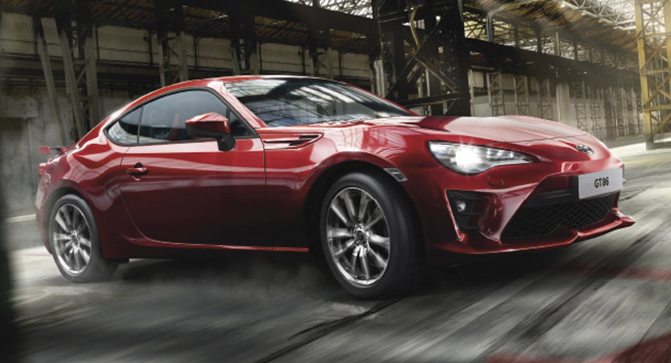 Back to Story: GALLERY: Toyota 86 facelift with new Track Mode