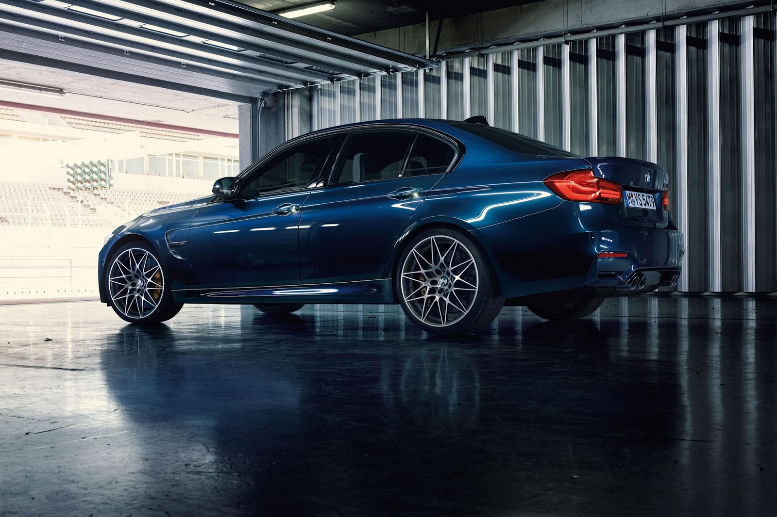 2018 bmw f80 m3. unique 2018 f80 bmw m3 gets visual updates inspired by m4 lci image 608977 on 2018 bmw f80 m3 s