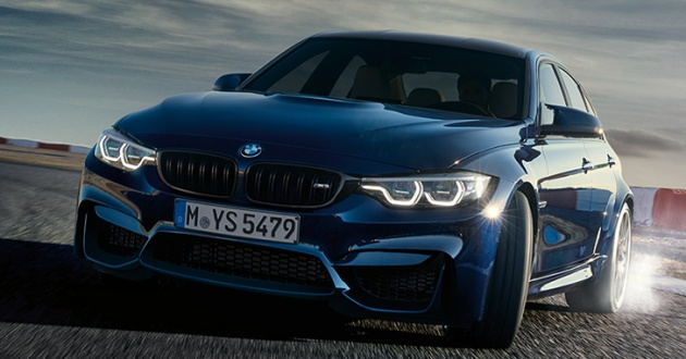 F80 Bmw M3 Gets Visual Updates Inspired By M4 Lci