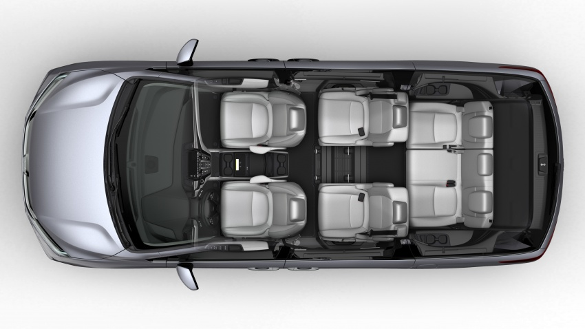 2018 Honda Odyssey makes debut at Detroit Auto Show – 3.5L i-VTEC V6; 10-speed automatic gearbox Image #600967