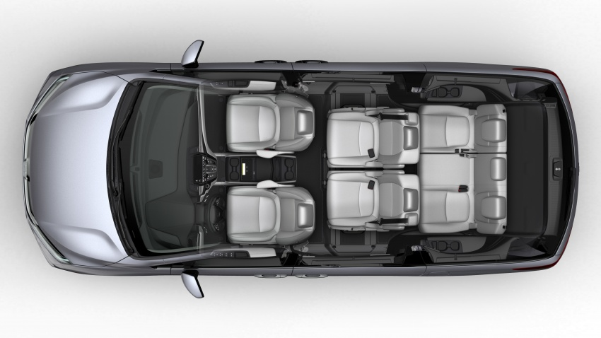 2018 Honda Odyssey makes debut at Detroit Auto Show – 3.5L i-VTEC V6; 10-speed automatic gearbox Image #600969