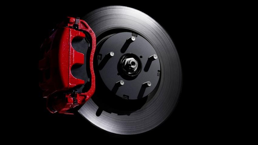 2018 Subaru WRX and STI get visual, drive updates Image #599184