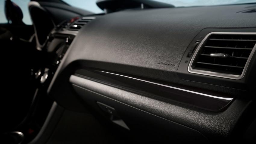 2018 Subaru WRX and STI get visual, drive updates Image #599170