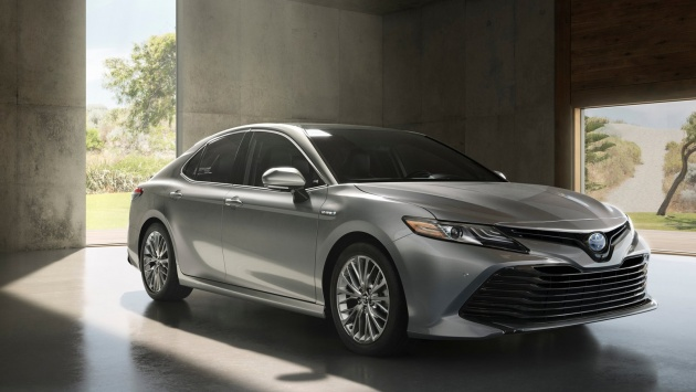 2018 Toyota Camry Release Date In Malaysia >> 2018 Toyota Camry Longer And Lower With Tnga Platform 2 5l Vvt