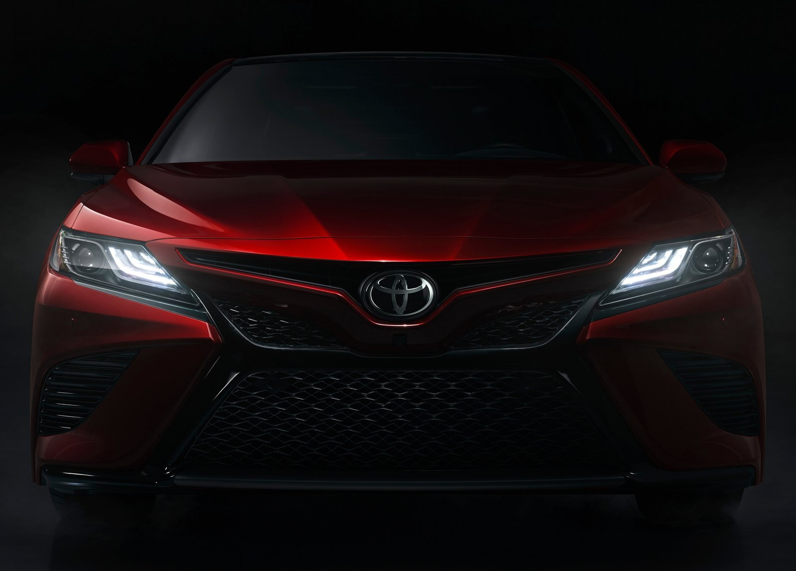 2018 Toyota Camry – longer and lower with TNGA platform, 2.5L VVT-iE ...