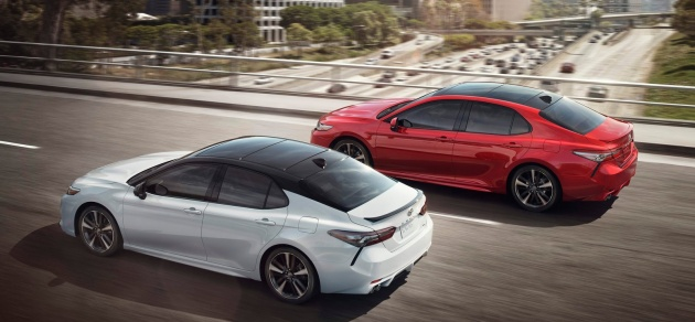 2018 toyota new cars. toyota says that driving dynamics were always at the forefront of engineering philosophy for new camry and they wanted dramatic improvements 2018 cars c