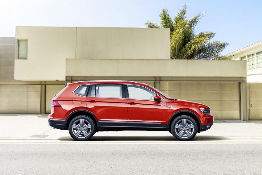Back to Story: Volkswagen Tiguan Allspace 2018 – 7 tempat duduk