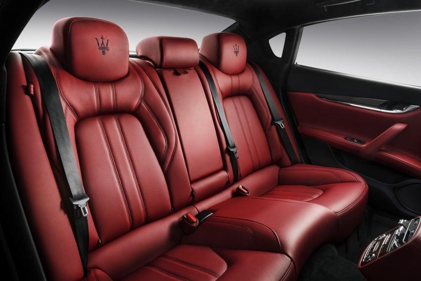 Maserati Quattroporte facelift tiba di Malaysia – varian GranSport, GranLusso; 3.0 V6, harga dari RM779k Image #599943