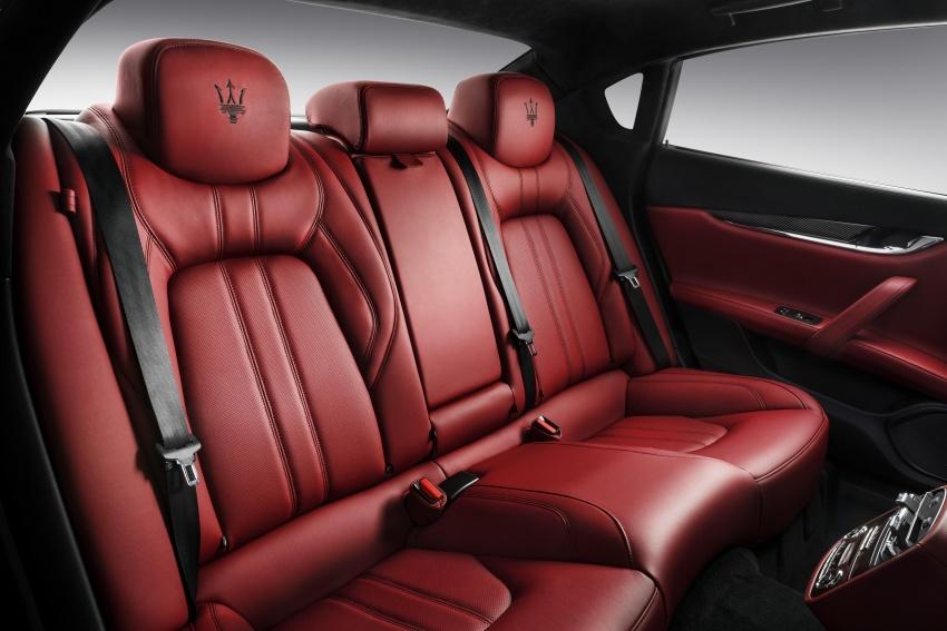 Maserati Quattroporte facelift arrives in Malaysia – GranSport, GranLusso variants; 3.0 V6  from RM779k Image #599608