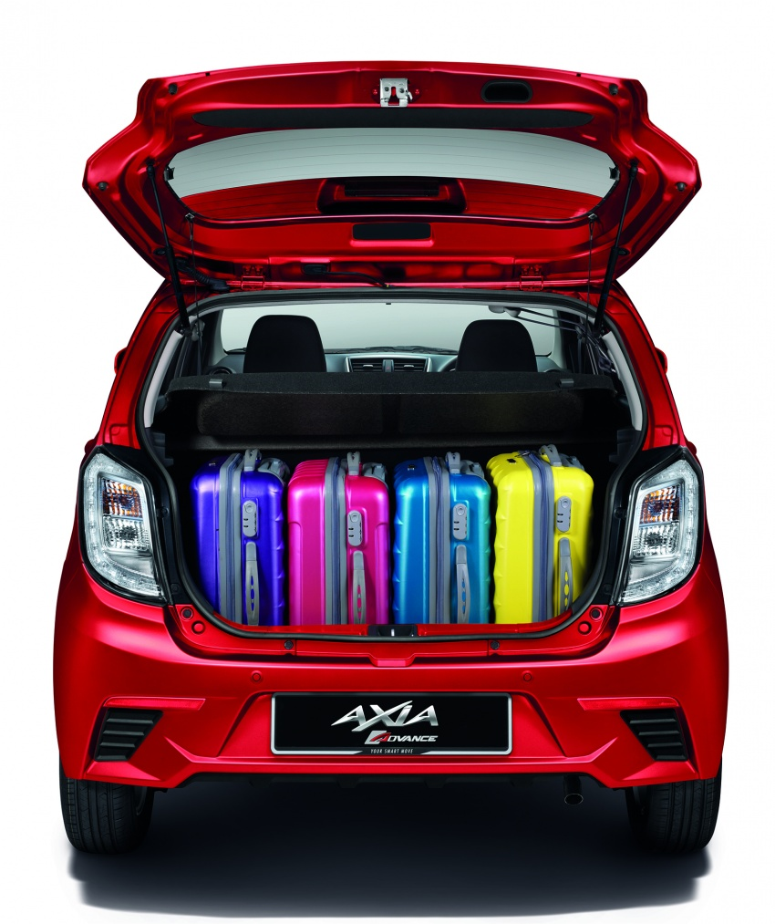 2017 Perodua Axia facelift officially launched – 1.0L VVT-i engine, two new faces and features, from RM25k Image #606703