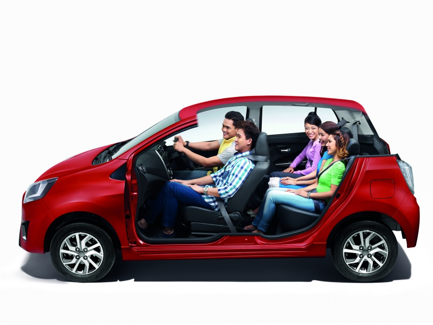 2017 Perodua Axia facelift officially launched – 1.0L VVT-i engine, two new faces and features, from RM25k Image #606702