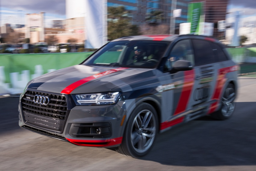 Audi to work with Nvidia on AI; new A8 to get Level 3 autonomous driving, next-gen Audi virtual cockpit Image #599164