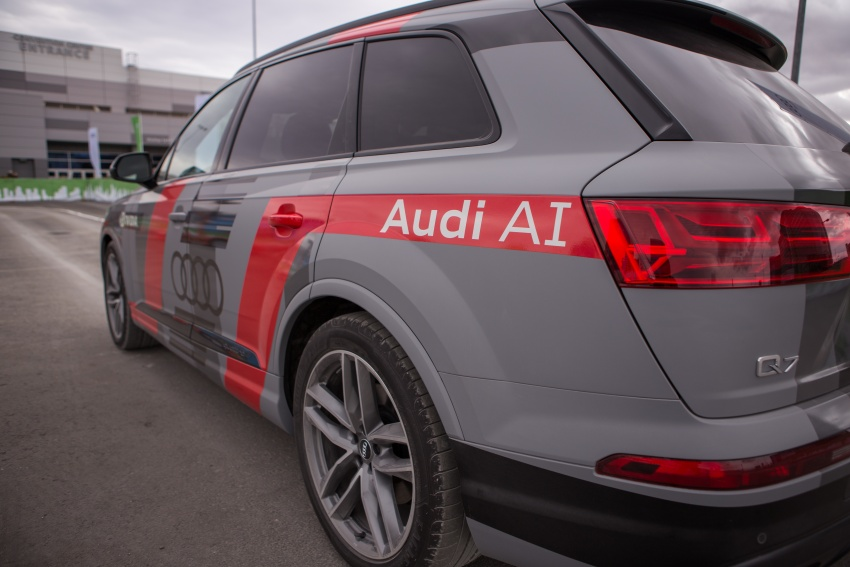 Audi to work with Nvidia on AI; new A8 to get Level 3 autonomous driving, next-gen Audi virtual cockpit Image #599191