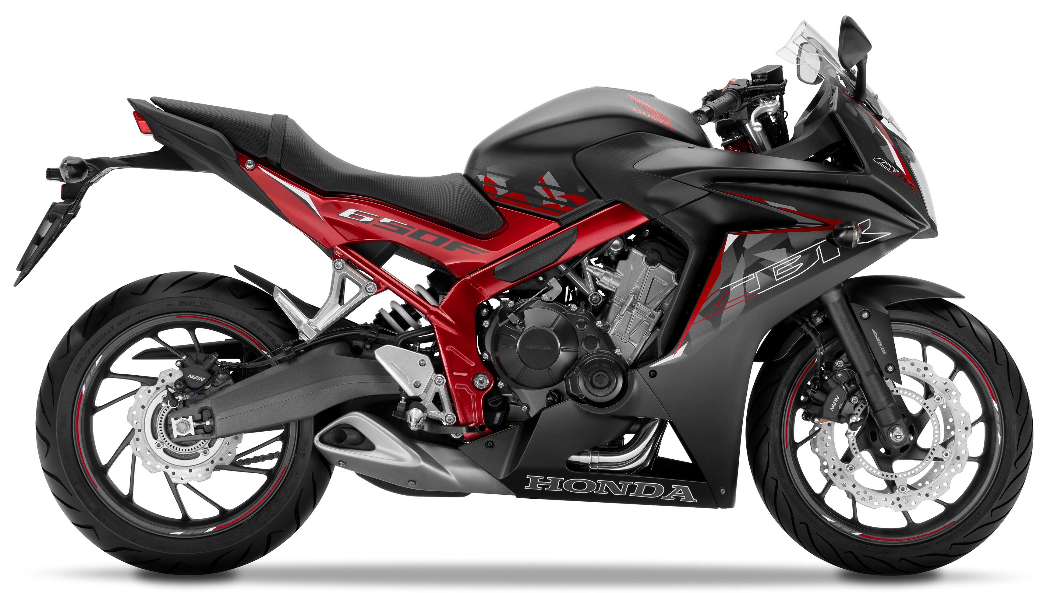 2017 sees Honda CB650F naked sports and CBR650F sportsbike in new ...