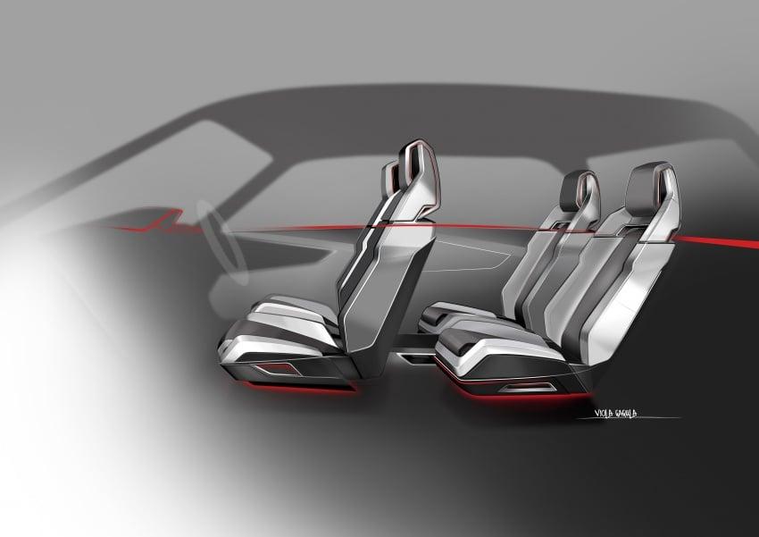 Audi Q8 concept debuts in Detroit – 448 hp plug-in hybrid, 0-100 km/h in 5.4 seconds, 1,000 km range Image #601219