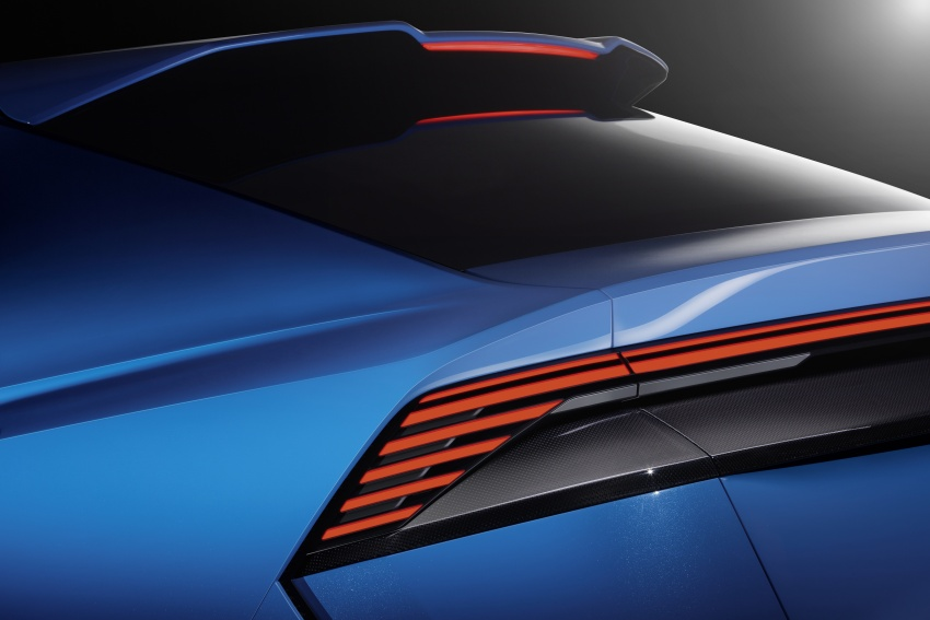 Audi Q8 concept debuts in Detroit – 448 hp plug-in hybrid, 0-100 km/h in 5.4 seconds, 1,000 km range Image #601355