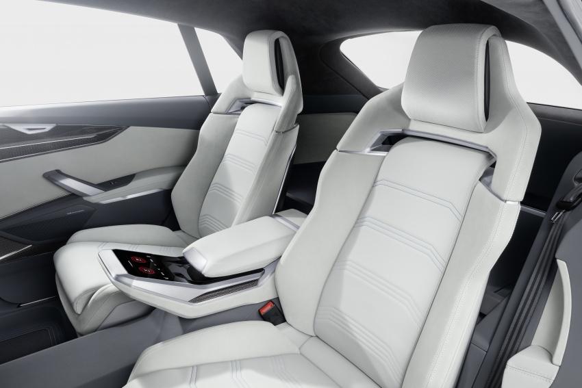 Audi Q8 concept debuts in Detroit – 448 hp plug-in hybrid, 0-100 km/h in 5.4 seconds, 1,000 km range Image #601363